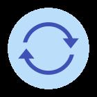 Synchronizacja połączenia icon