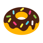 Donut Outline icon
