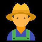 Farmer icon