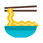 Noodle With Chopstick icon