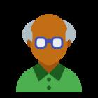 Stary człowiek Skóra typ 6 icon