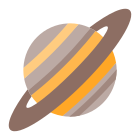 Planeta Saturno icon