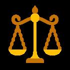 Law Symbol icon