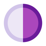 Half Occupied icon