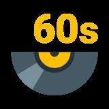 Muzyka lat 60. icon