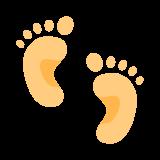 Stopy dziecka icon