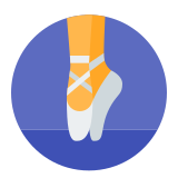 Bailarina icon