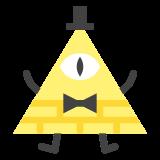 Bill Cipher icon
