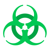 Zagrożenie biologiczne icon