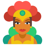 Brazylijski karnawał icon