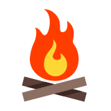 Fire Outline icon