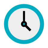 Clock Outline icon