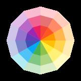 Color Wheel 2 icon