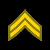 Corporal CPL icon