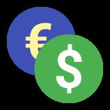 Wymiana walut icon