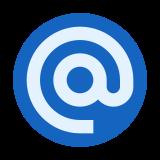 Znak e-mail icon