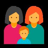 Family Two Women icon