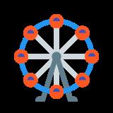 Колесо обозрения icon