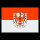 Flag of Brandenburg icon