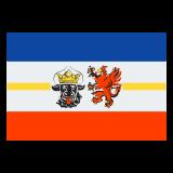 Flaga Meklemburgii-Pomorza Przedniego icon