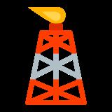 Platforma gazowa icon
