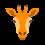 Giraffe Outline icon