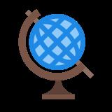 Globe Outline icon