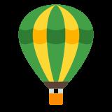 Balon na gorące powietrze icon