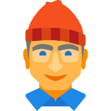 Man in a Hat icon