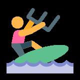 Kiteserfing icon