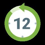 Ostatnie 12 godzin icon
