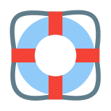 Life Saver Ring icon