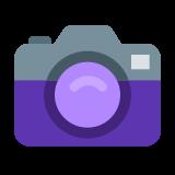 Klasyczna kamera icon