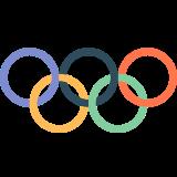 Koła Olimpijskie icon