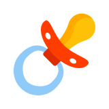 Pacifier icon
