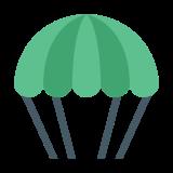 Spadochron icon