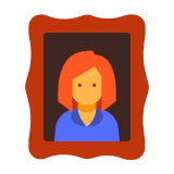 Portrait icon