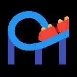 Kolejka Roller Coaster icon