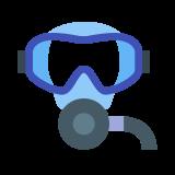 Maska do nurkowania icon