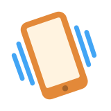 Smart Phone Outline icon
