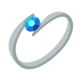Silver Ring icon
