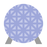 Spaceship Earth Epcot icon