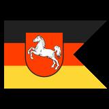 Państwo Chorąży Dolnej Saksonii na morzu icon