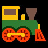 Steam Locomotive icon