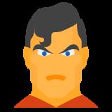 Superman DC icon
