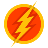 Znak Flash  icon