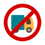 Truck Ban icon