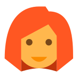 Girl Avatar icon