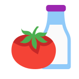 Comida vegetariana icon