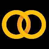 Обручальные кольца icon